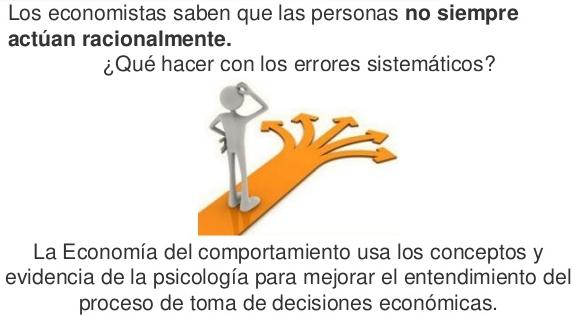 Economia del comportamiento